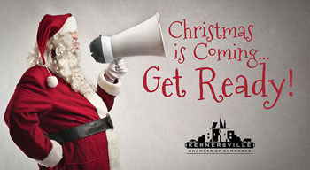 Christmas is Coming…Get Ready!